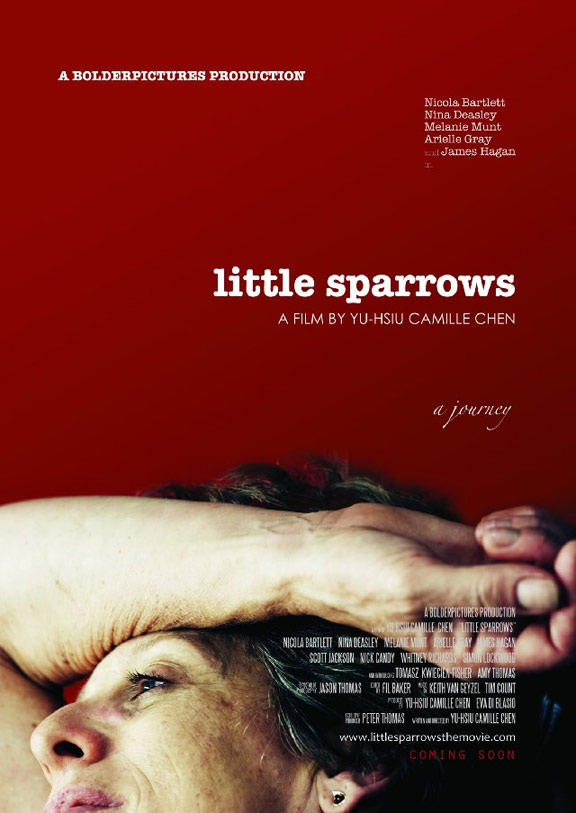Little Sparrows Poster