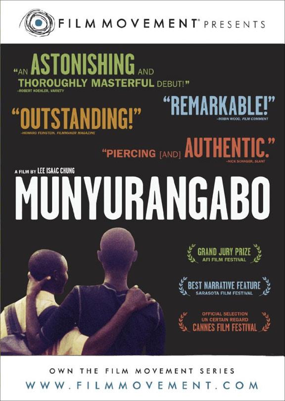 Munyurangabo Poster