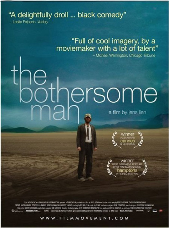 The Bothersome Man Poster #1