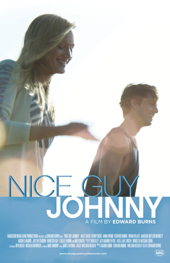 Nice Guy Johnny Poster #1