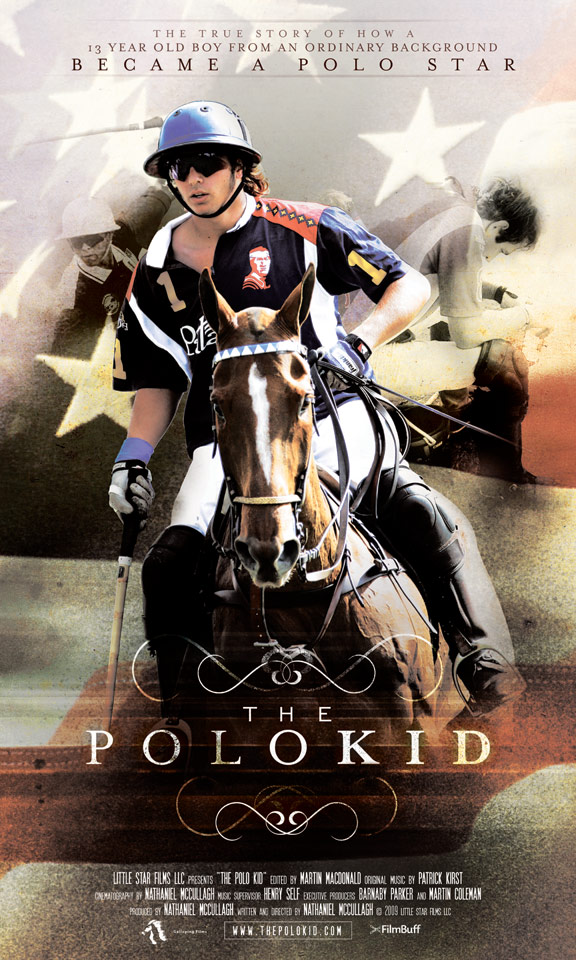 The Polo Kid Poster