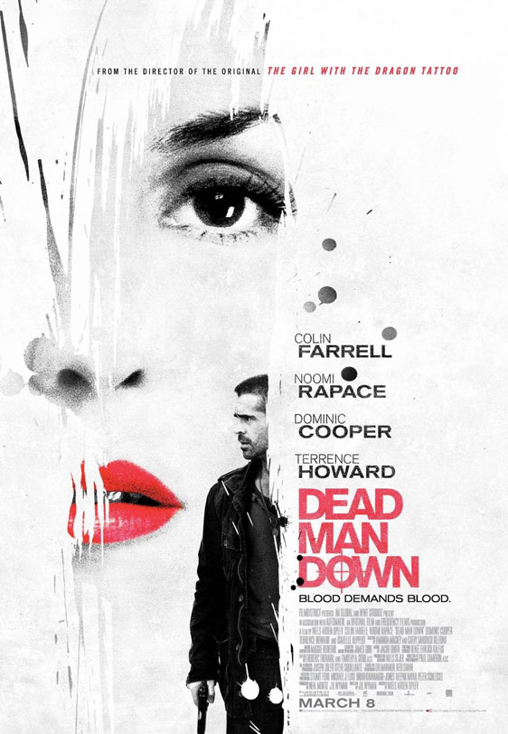 Dead Man Down Poster #2