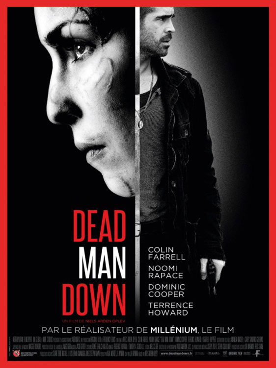 Dead Man Down Poster #4