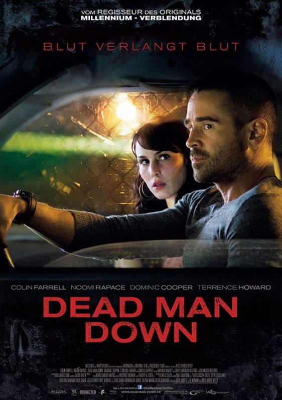 Dead Man Down Poster #6