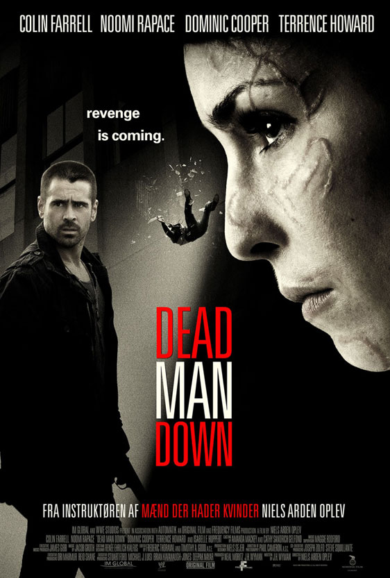 Dead Man Down Poster #8