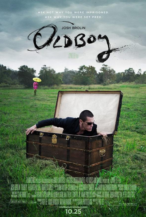 Oldboy Poster #1