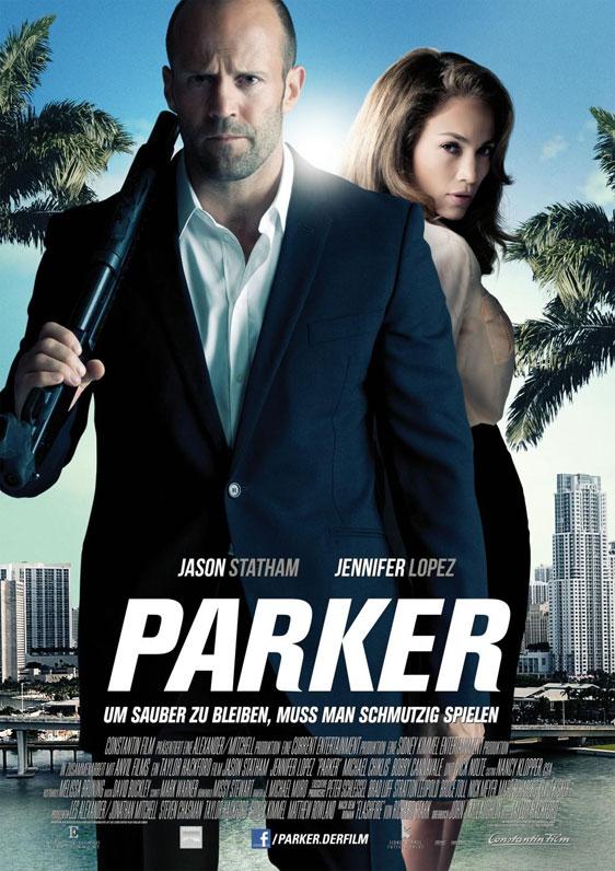 Parker Poster #2