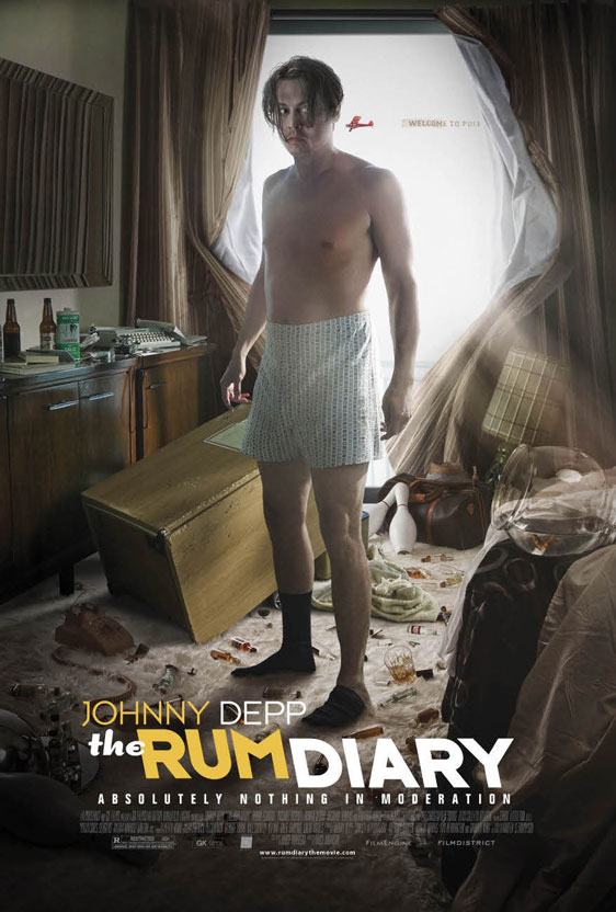 The Rum Diary Poster #4