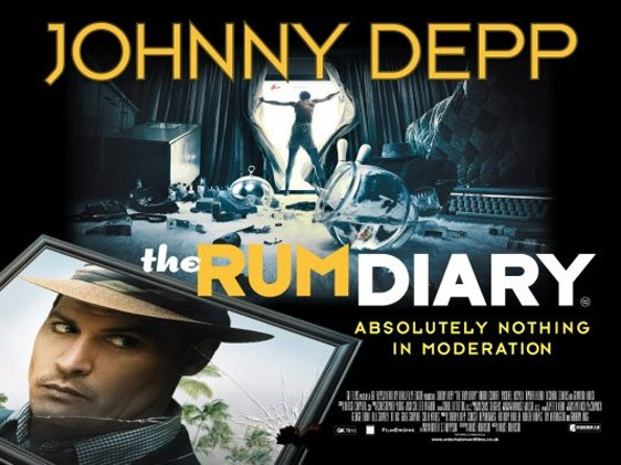 The Rum Diary Poster #5