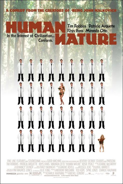 Human Nature Poster