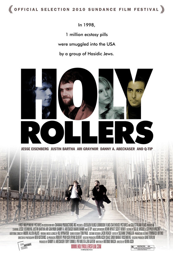 Holy Rollers Poster #1