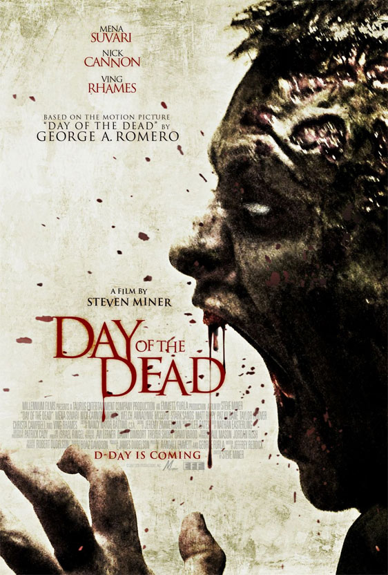 Day of the Dead Poster #3
