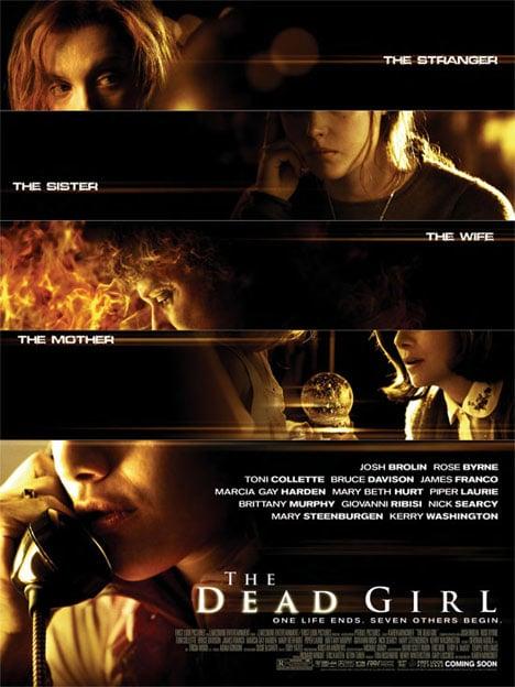 The Dead Girl Poster