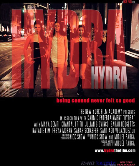 Hydra Poster #2