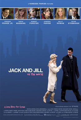 Jack and Jill vs. the World Poster