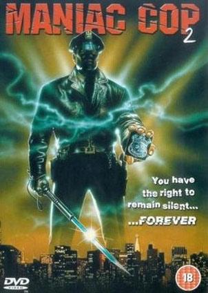Maniac Cop 2 Poster #1
