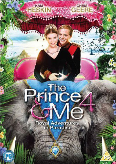 The Prince & Me: The Elephant Adventure Poster