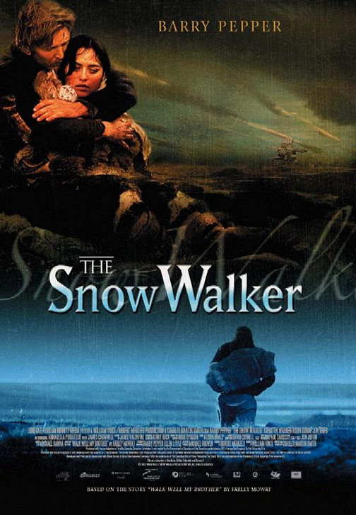 The Snow Walker Poster #1