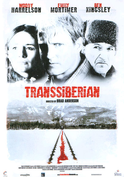 Transsiberian Poster #1