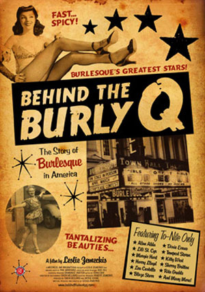 Behind the Burly Q Poster #1