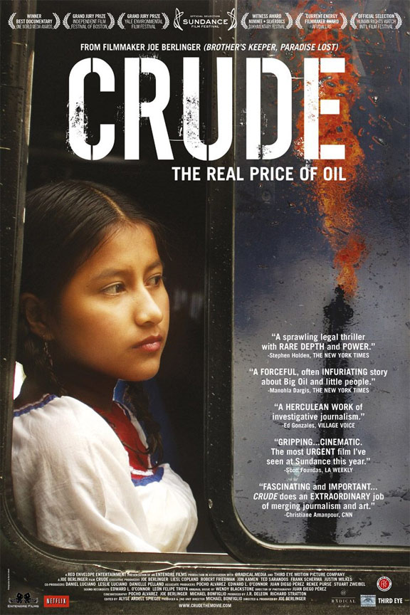 Crude Poster