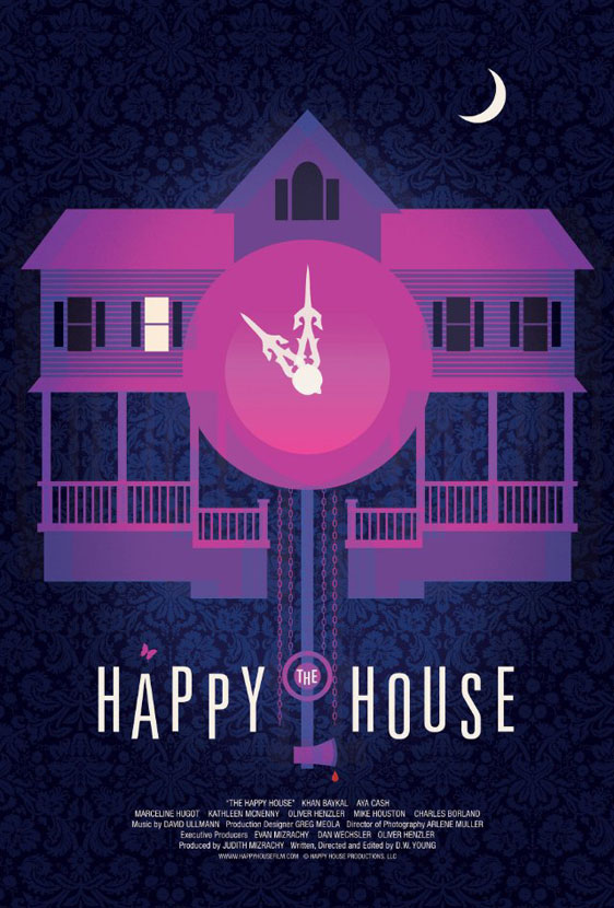 The Happy House Poster #1