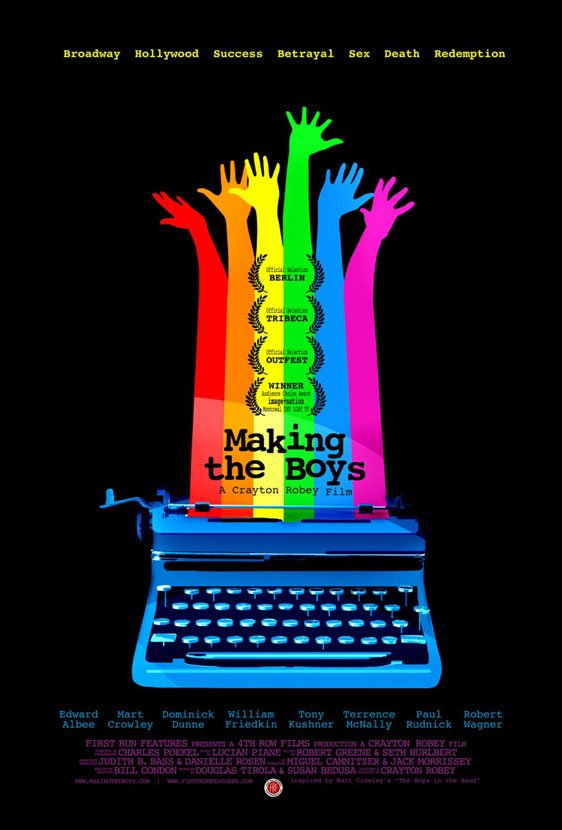 Making the Boys Poster #1