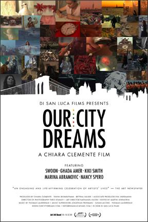 Our City Dreams Poster