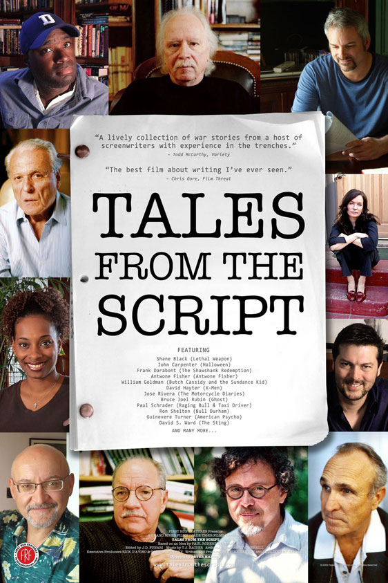 Tales From the Script Poster #2