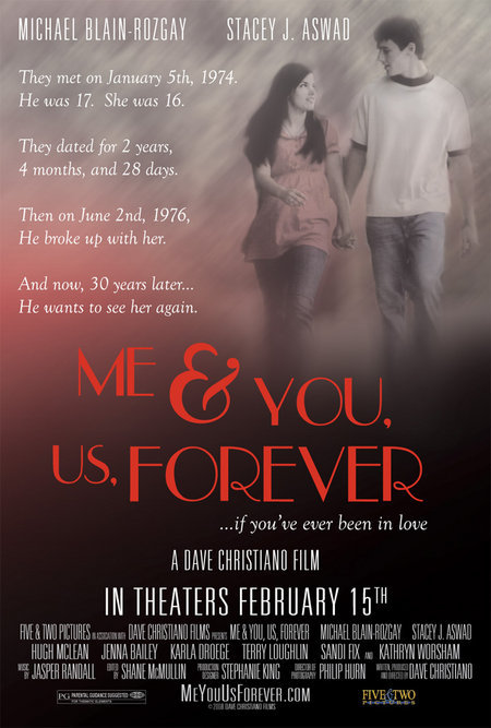 Me & You, Us, Forever Poster