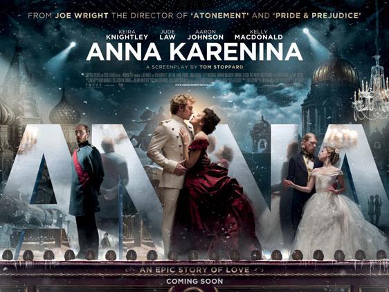 Anna Karenina Poster #2