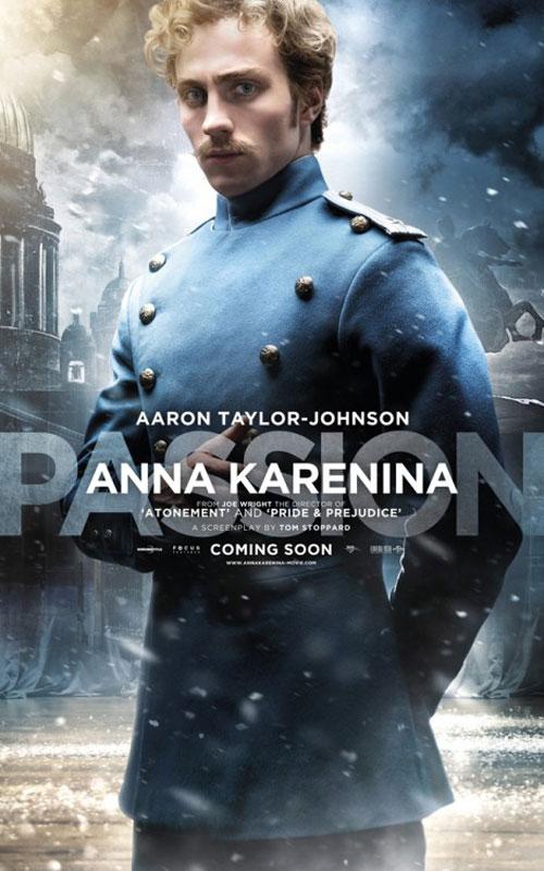 Anna Karenina Poster #6