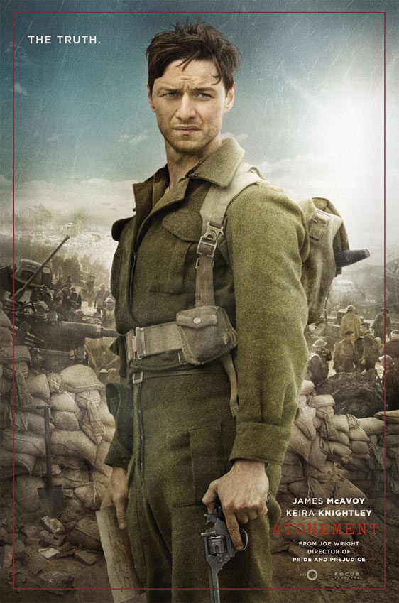 Atonement Poster #2