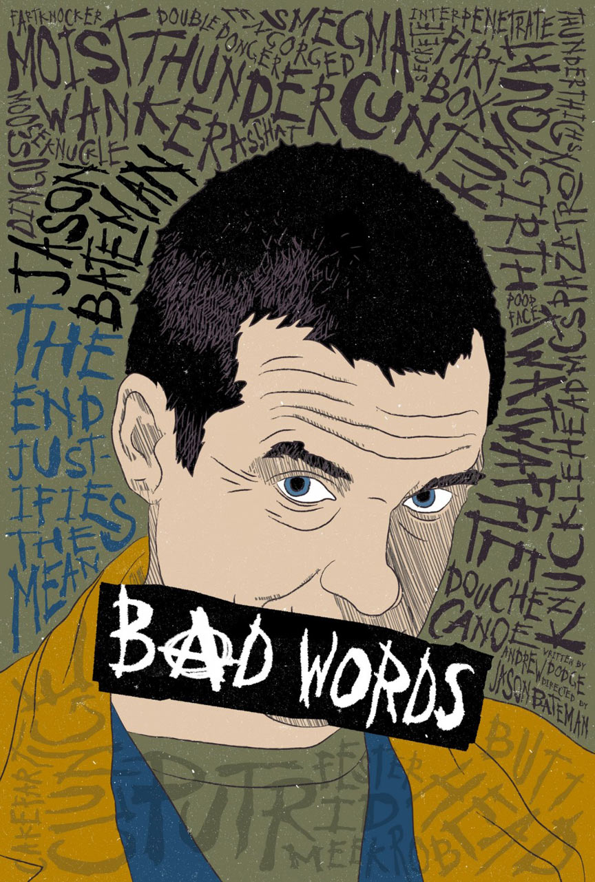 Bad Words Poster #5