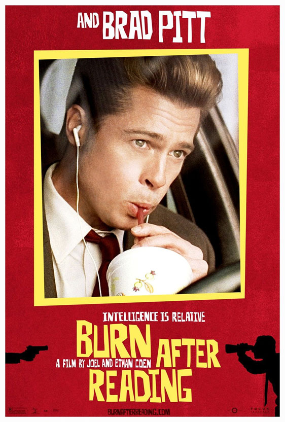 Burn After Reading Poster #7