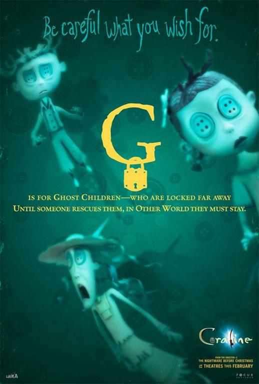 Coraline Poster #10
