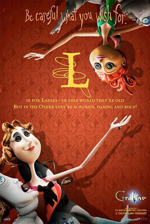Coraline Poster #15