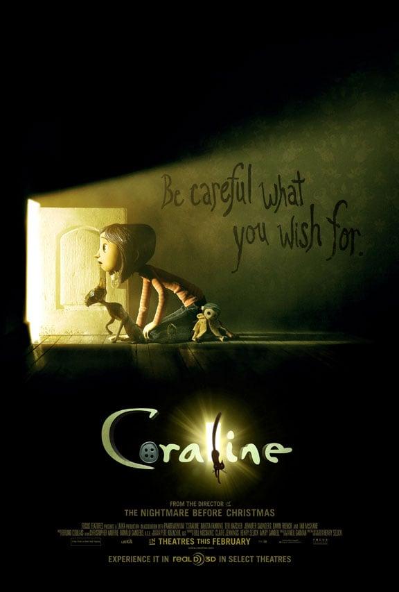Coraline Poster #2