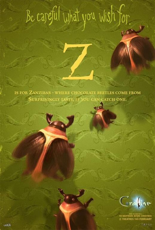 Coraline Poster #29