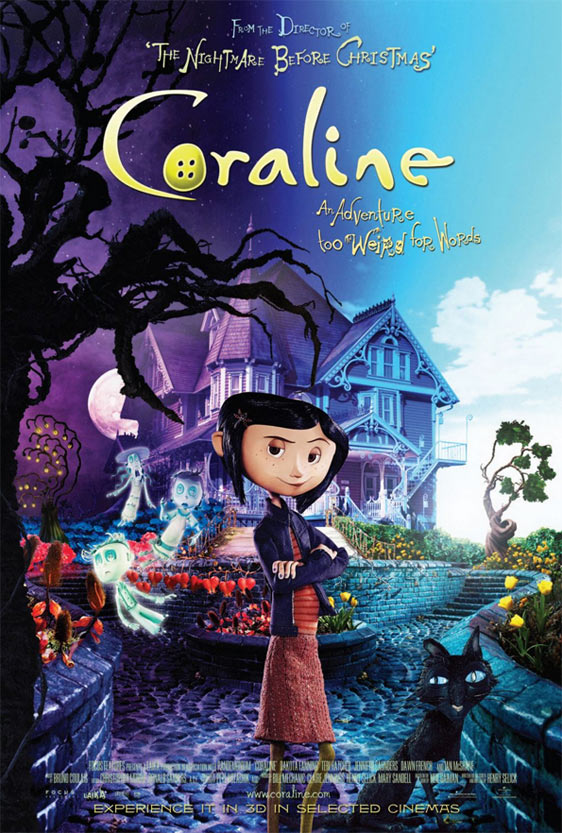 Coraline Poster #3