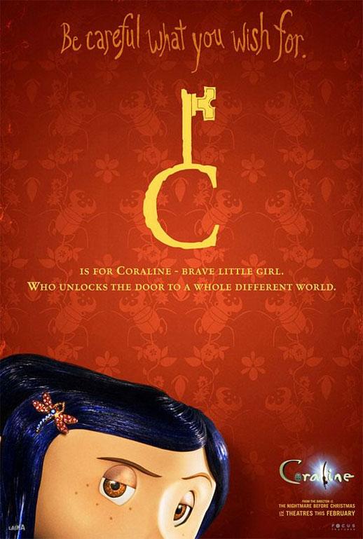 Coraline Poster #6
