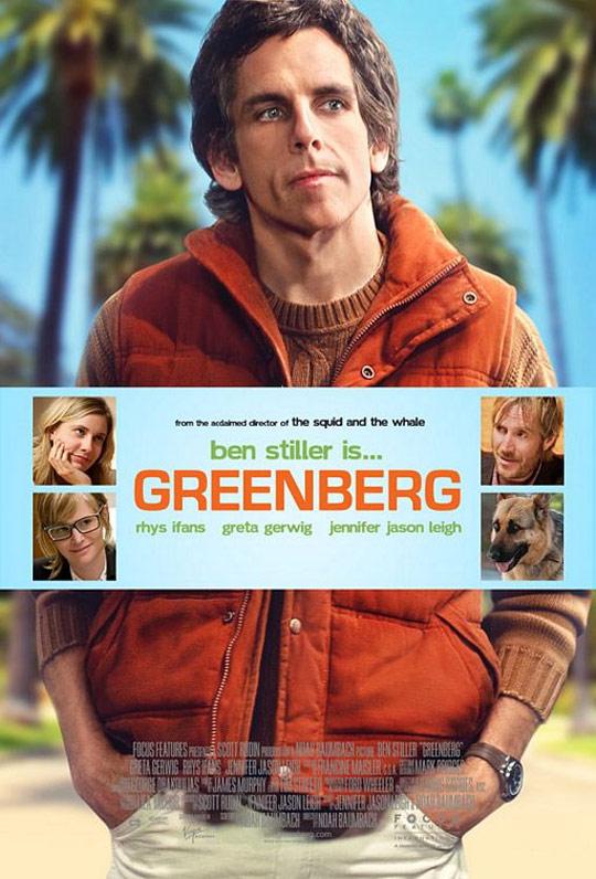 Greenberg Poster #2
