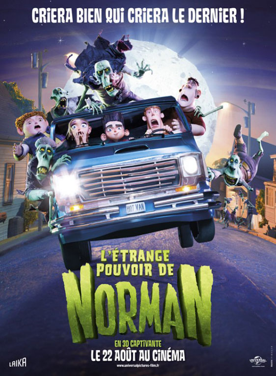ParaNorman Poster #10