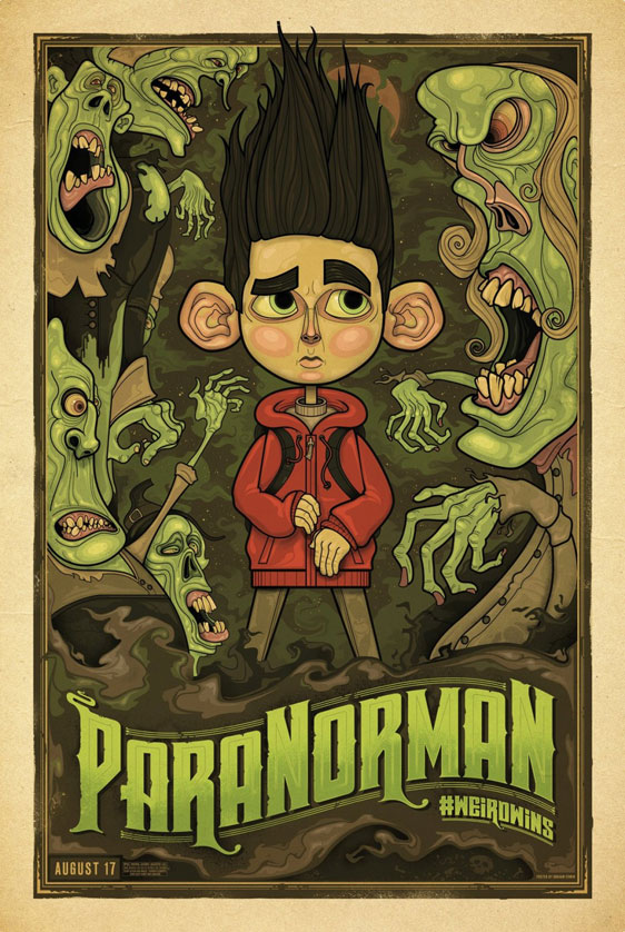 ParaNorman Poster #6