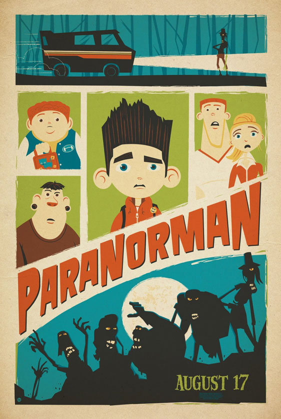 ParaNorman Poster #8
