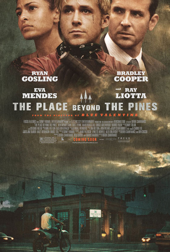 The Place Beyond the Pines Poster #2