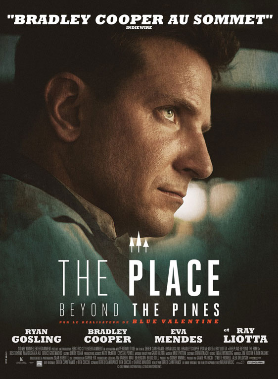 The Place Beyond the Pines Poster #5