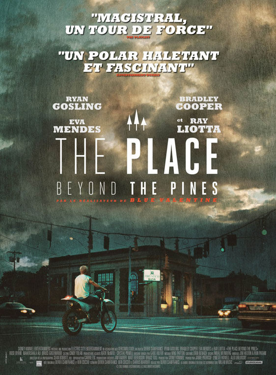 The Place Beyond the Pines Poster #6