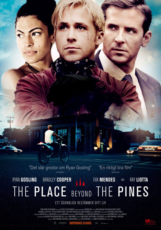 The Place Beyond the Pines Poster #7
