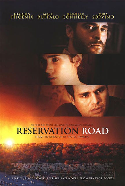 Reservation Road Poster